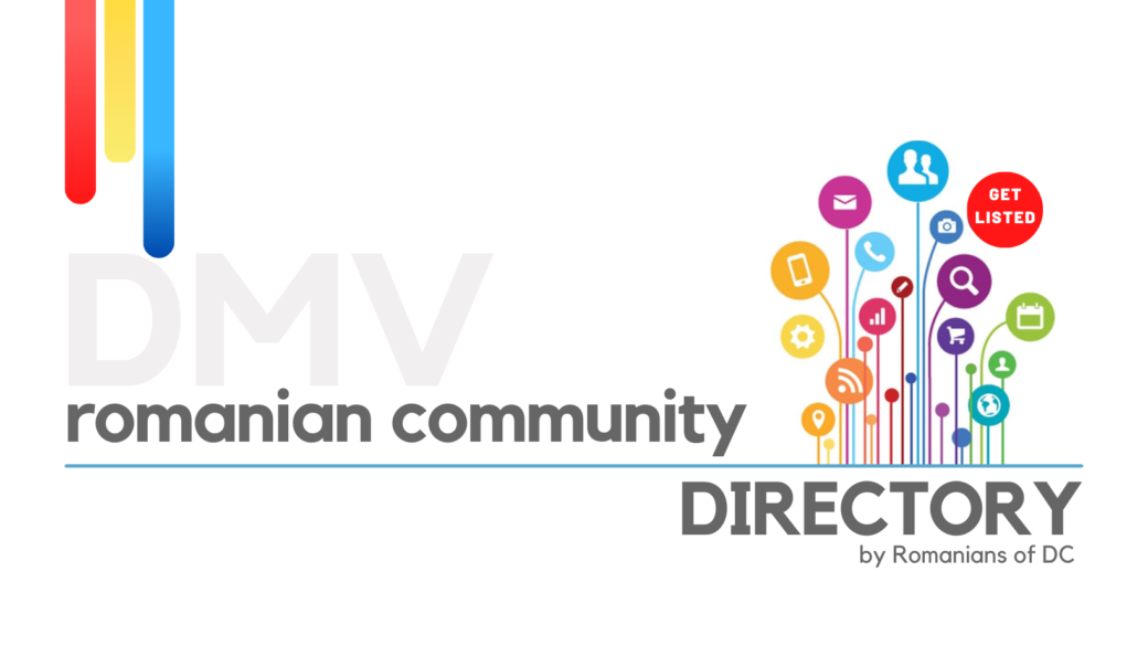 Romanians of DC Launches the First Ever Romanian Community Directory for the DMV Area